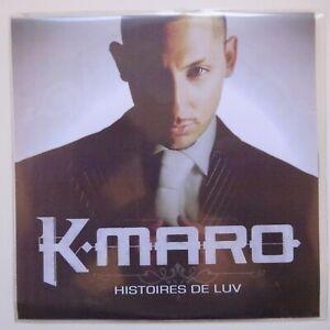 K-MARO : HISTOIRES DE LUV feat. SHY'M - [ CD SINGLE PROMO ]