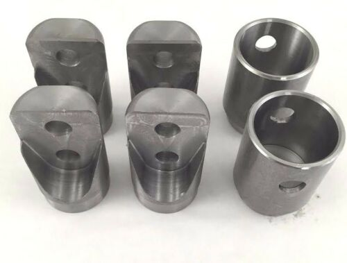 """Yamaha YXZ Bungs 1000R SXS UTV Roll Cage Connectors Adapters Set 1 3//4/"""" 1.75"""