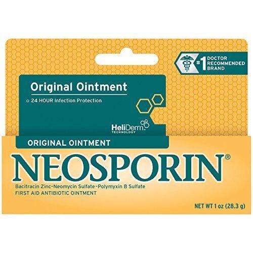 Neosporin Original First Aid Antibiotic Ointment 1oz Each