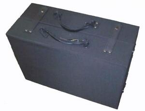 39cc205f51ad Image is loading LARGE-64-PAIR-SUNGLASS-BRIEFCASE-display-glasses-holder-