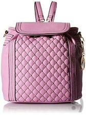 NEW MG Collection Seren Studded Quilted Backpack, Lavender, One Size BRAND NEW
