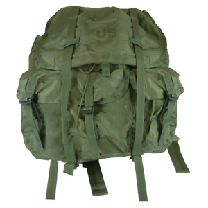 US-GI-Alice-Pack-Bag-Only-OD-GREEN-Medium-NEW-No-Straps-or-Carrying-Hardware
