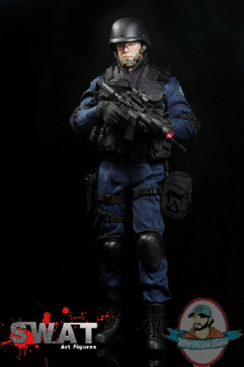 1/6 Scale ART Figures 12 inch Action Figure 013 013 013 SWAT 5cdeb2