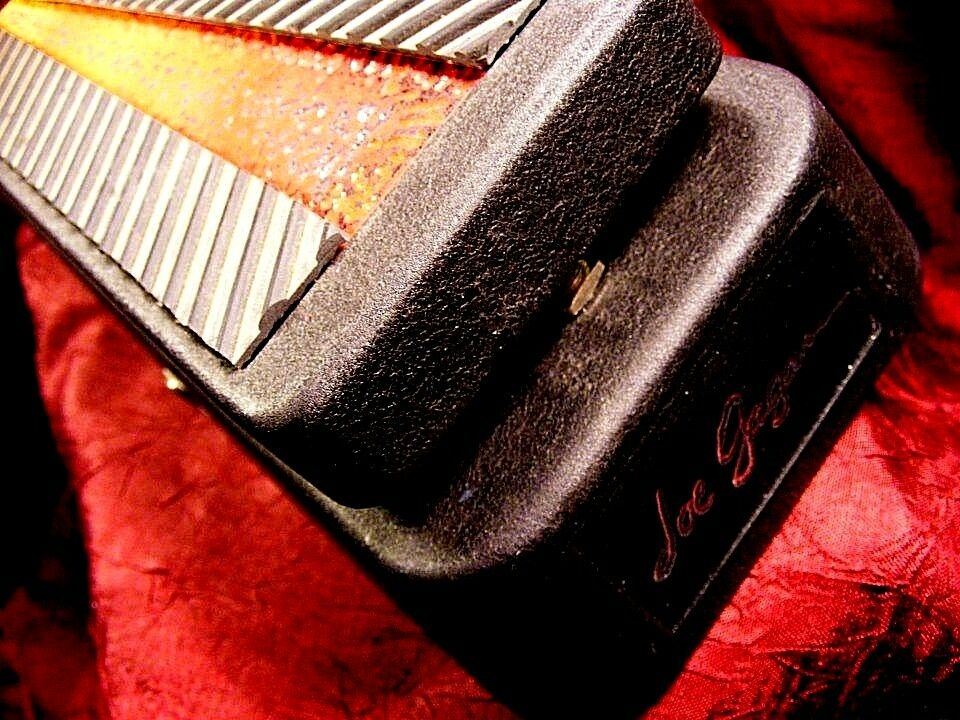 HOT ROD crybaby  modded wah free worldwide shipping