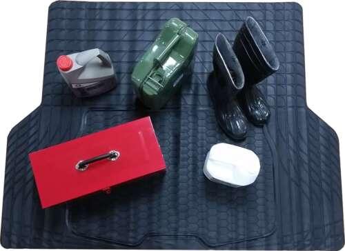 Waterproof Rubber Boot Mat Liner For Estates Peugeot 508 SW 2010-2016
