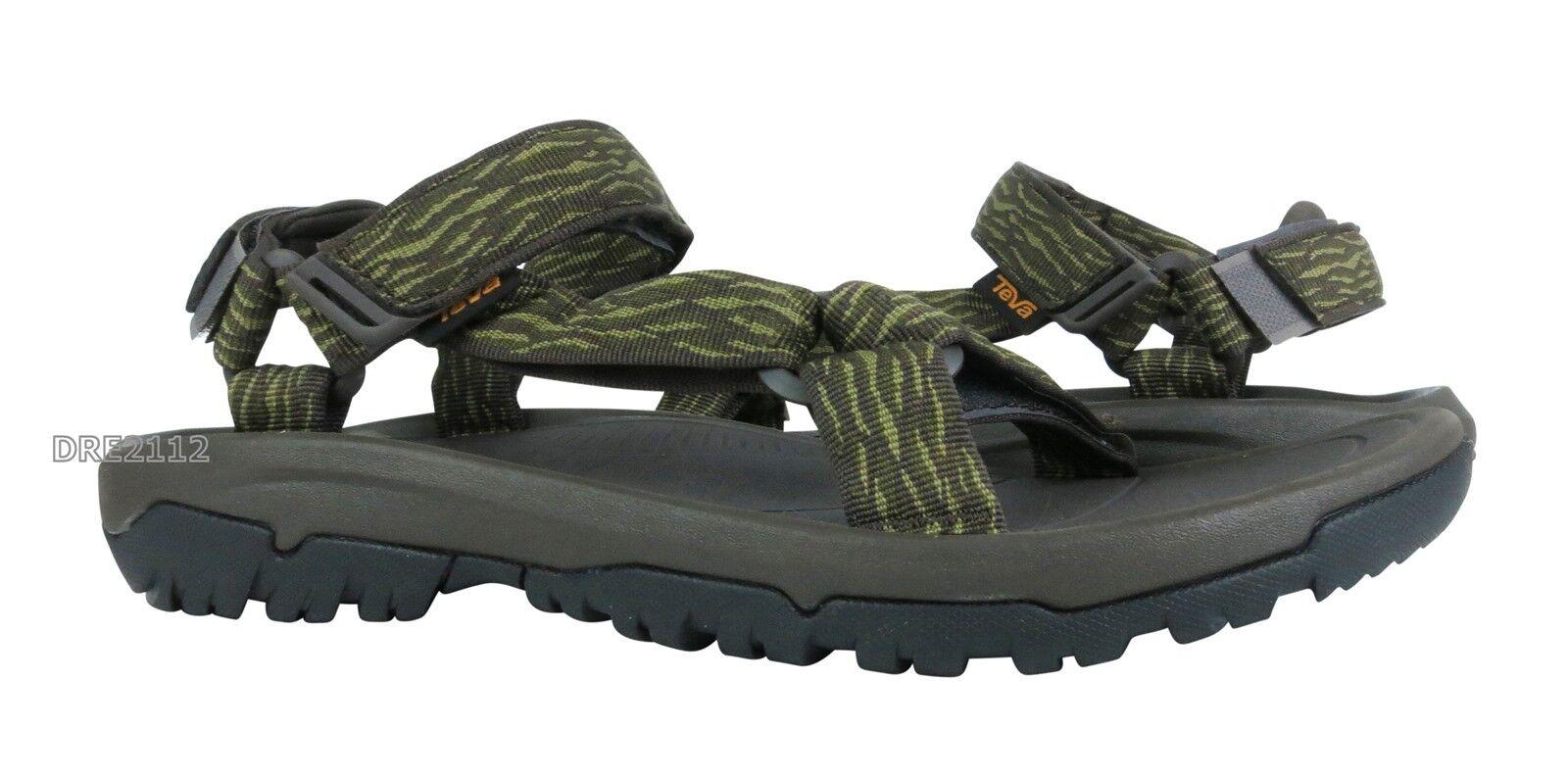 49ef2b4d9cef Teva Hurricane XLT 2 Rapids Black Olive Olive Olive Sandals Mens Size 12   NIB