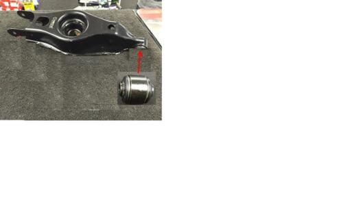 CHRYSLER 300C CRD RWD REAR LOWER BOTTOM SUSPENSION CONTROL ARM BUSH X1