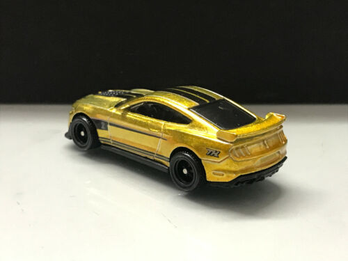 2021 Hot Wheels Super Treasure Hunt 20 Ford Mustang Shelby GT 500 Loose