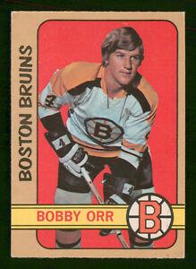 BOBBY-ORR-1972-73-O-PEE-CHEE-72-73-NO-129-VGEX-41064