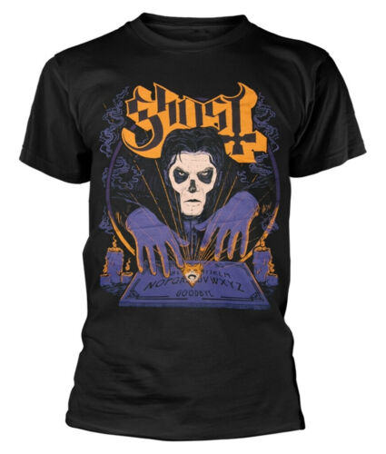 T-Shirt Black NEW /& OFFICIAL! Ghost /'Witchboard/'