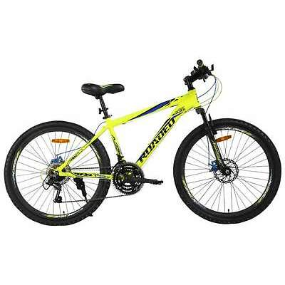 Hercules Roadeo Imported with Dual Disc Breaks and 21 Gears bicycle