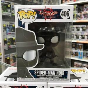 Pop-Spider-Man-into-the-Spider-Verse-Spider-Man-Noir-406-Vinyl-IN-STOCK