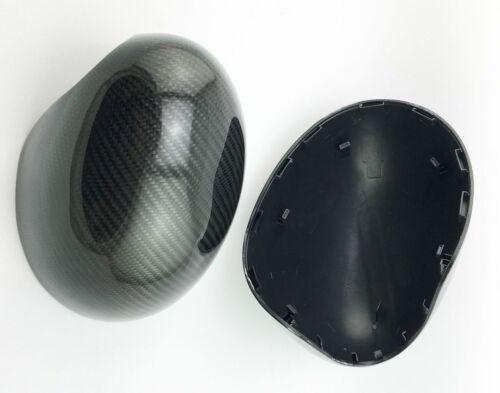 MINI F55 F56 F54 F57 LHD CARBON FIBER REPLACEMENT MIRROR COVERS HANDMADE