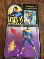 1994 Kenner Legends Of Batman Nightwing Knightfall Misb