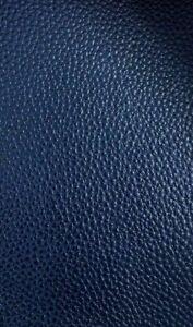 FAUX-LEATHER-NAUTIKA-NAVY-BLUE-UPHOLSTERY-FABRIC-54-039-039-FABRICS-FOREVER