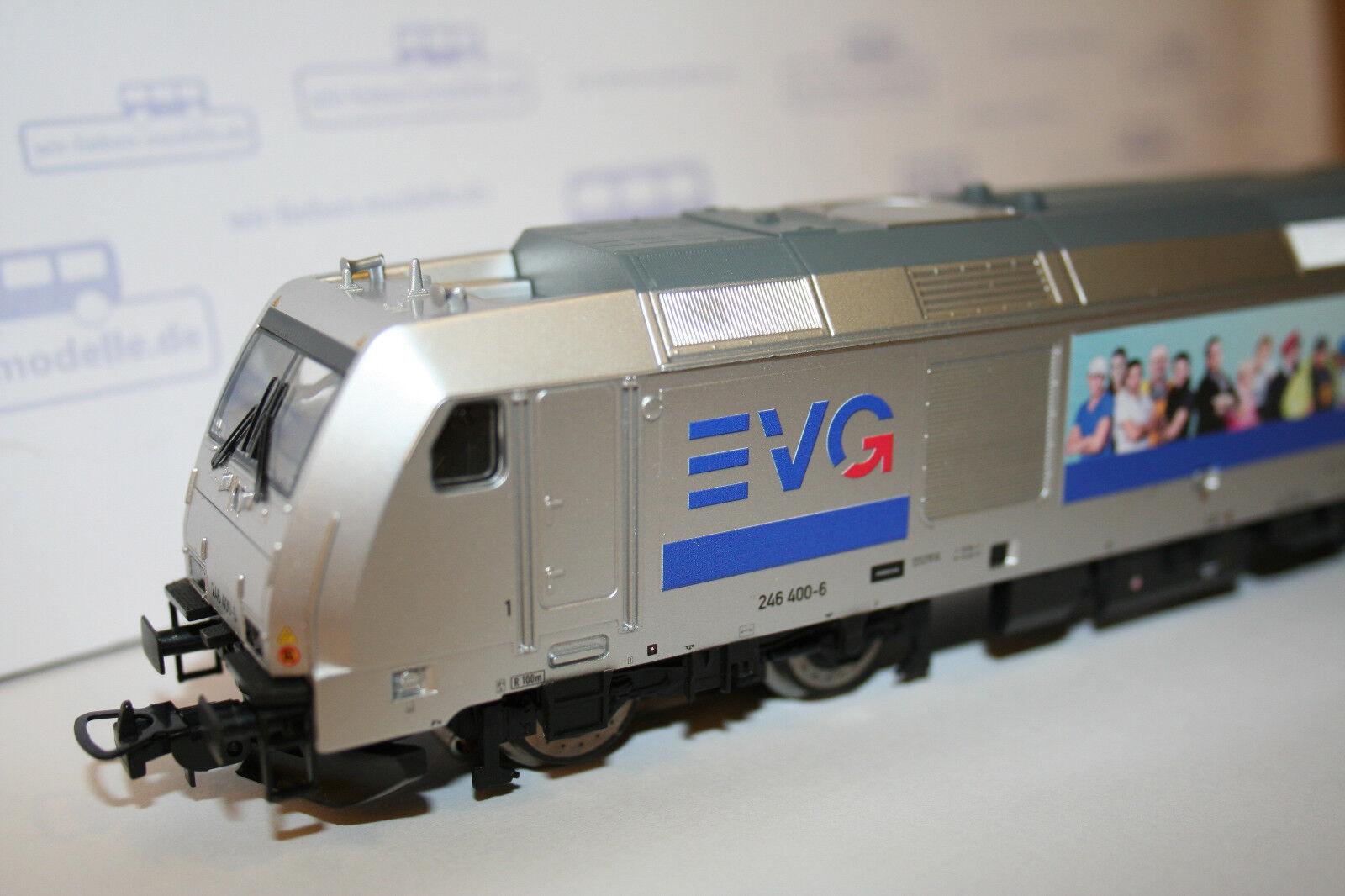 Piko Piko Piko 71221, Wechselstrom Diesellok TRAXX, Gewerkschaft EVG,neu,OVP,Transnet, DGB  | Stabile Qualität  352743