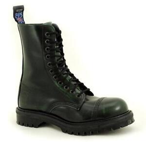 Nps Steelcap Premium Rub Off x11981grro fabriqué en Green Ranger Ns016 Angleterre 11 qx15RZwx