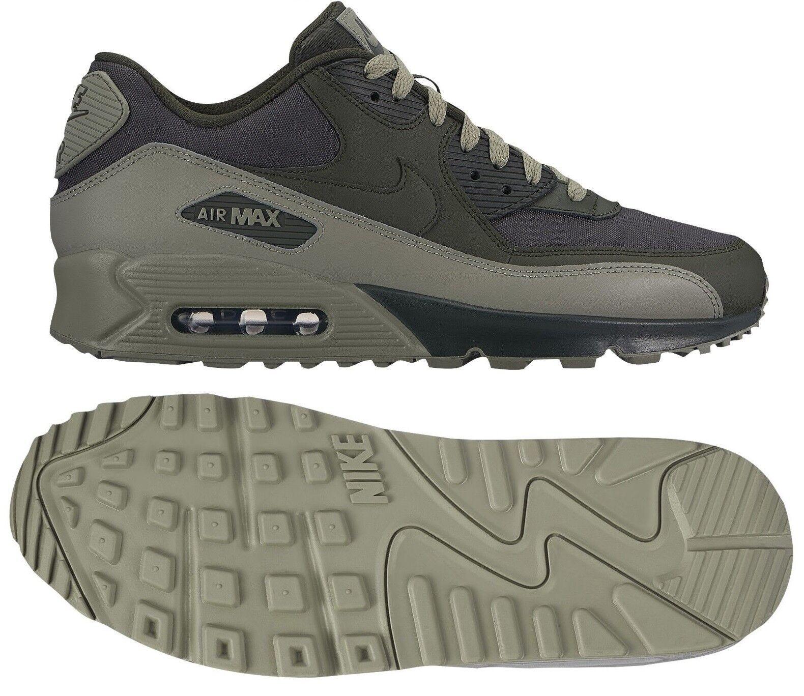 Nike air 'sequoia max 90 essenziale uomini 'sequoia air - buio stucco autentico nuove dimensioni b8ce6e