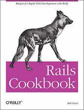 Rails Cookbook by Rob Orsini (Paperback, 2007)