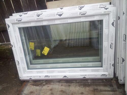 1200x800 mm bxh Kunststoff – Fenster 120x80 cm bxh, weiß Kunststofffenster