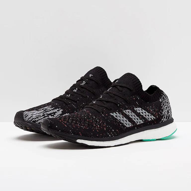 Adidas adizero Prime Prime Prime ltd limited negro de los hombres del impulso comodo 3c1358