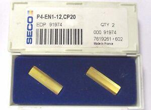 2-Inserti-per-Alesatore-P4-EN1-12-CP20-EDP-91974-Nuovo-SECO-A2697