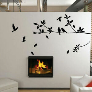 Removable-kids-Tree-Bird-Quote-Wall-Sticker-Mural-DIY-Room-Art-Home-Decor