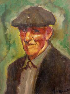 Juan-Fernandez-Ibarloza-Xx-Juanon-School-Basque-Portrait-Bilbao-Spain-Landes