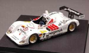 Porsche Joest # 7 Gagnant Donington 1997 S. Johansson / P. Martini Modèle 1:43