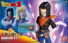 Figure Figure-rise Standard Dragon Ball Android 17 Model Kit Bandai Japan MA