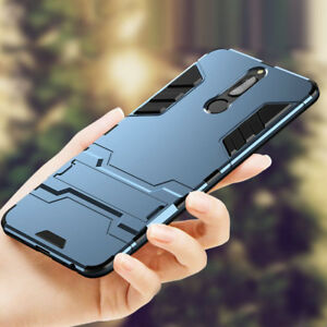 outlet store 99f47 b3a5e Details about Shockproof Hybrid Armor Kickstand Case Cover For Huawei Mate  10 Lite Pro P9 P10