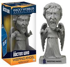 """DOCTOR WHO WEEPING ANGEL 6"""" WACKY WOBBLER VINYL FIGURE BOBBLE-HEAD FUNKO"""