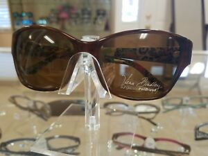 d5a1321ec1 Image is loading Authentic-polarized-Vera-Bradley-Marsha-ladies-sunglasses