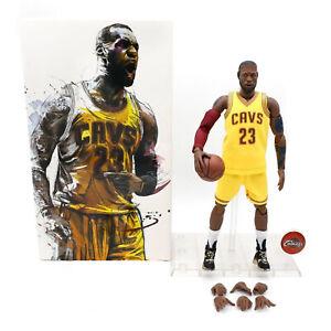 1-9-Scale-NBA-Masterpiece-Collection-LeBron-James-Motion-Action-Figure