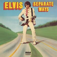 ELVIS PRESLEY : SEPARATE WAYS    (CD) Sealed