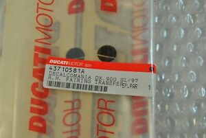 Ducati 900 Superlight Decalcomania Cod. 43710581A