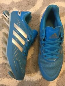 meet 01e2b 67734 Details about Adidas Springblade Drive 2 M Mens Running Shoes US Size 7  Blue Training Shoes A2