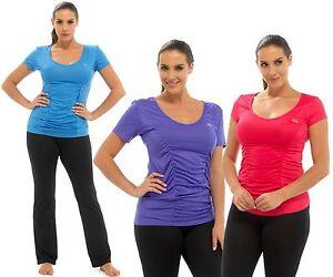 Mesdames Femmes Fitness Gym Leggings Running Exercice Yoga Training MEDIUM livraison gratuite