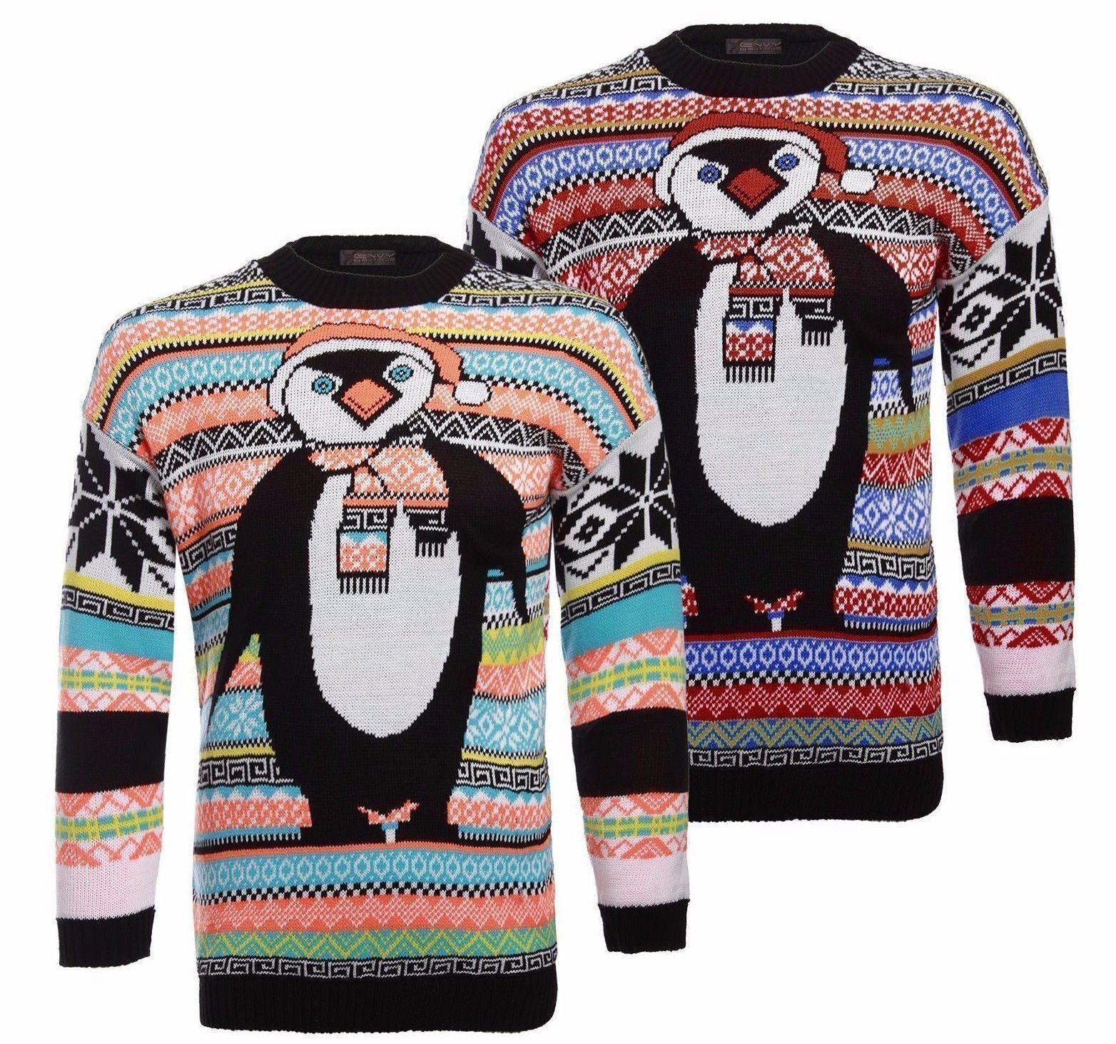 Nuevo Suéter Para Hombre Mujer Unisex Navidad Jersey  Top Cochedigan Novedad Fiesta De Navidad  venta al por mayor barato
