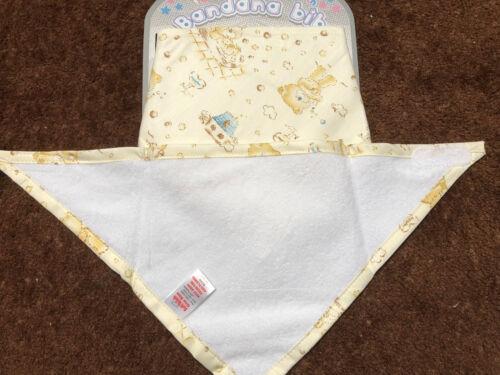 GIRL BANDANA BIBS PRINTED DESIGN BABY TODDLER BANDANA PRINTED BIBS BABY BOY