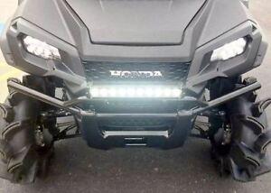 Piaa rf18 6000k 64w hybrid fog driving led light bar kit for honda image is loading piaa rf18 6000k 64w hybrid fog driving led mozeypictures Images