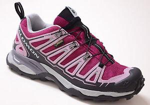 Details zu Salomon X ULTRA GTX W GoreTex Schuhe Outdoor Shohe Women Frauenschuhe Sneaker