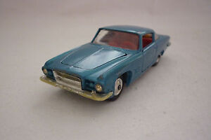 CORGI-TOYS-Vintage-Miniatura-De-Metal-Ghia-L-6-4-Corgi-24