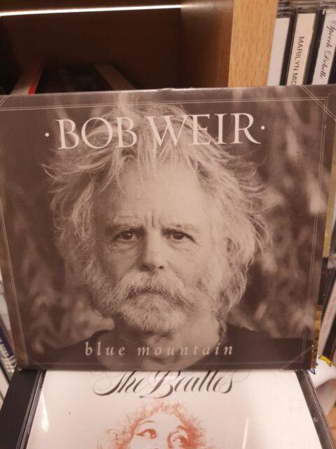 BOB WEIR: BLUE MOUNTAIN (CD.) Like new
