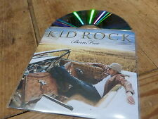 KID ROCK - BORN FREE !!!!!!!!!!!!! !!!!!!FRENCH CD PROMO!!!!