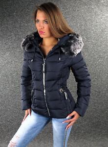 L M Fell Giacca con Navy da Giacca 1028 Xxl cappuccio Zazou Xl Jacket donna Winter S P7qwIxpXI
