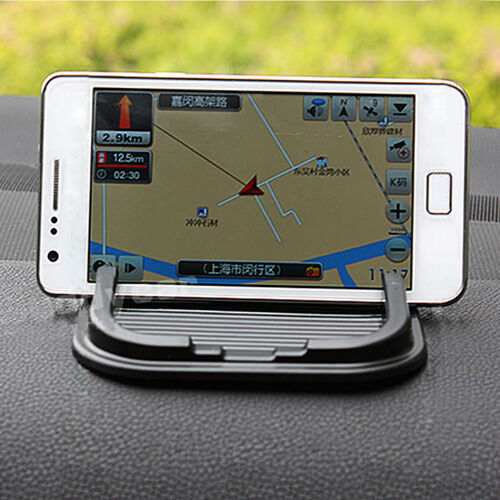 Car Dashboard Non Slip Gadget Stand Holder For Samsung Galaxy S2 S3 S4 Mini GPS