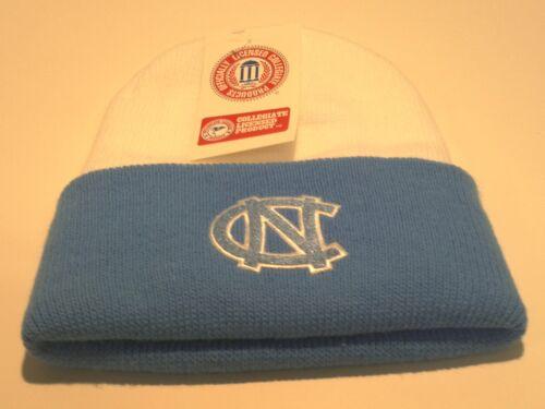 University of North Carolina 2-Tone Cuffed Knit Beanie//Hat