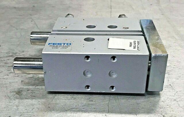Festo DFM-20-200-B-P-A-KF Guided Cylinder 532316 New
