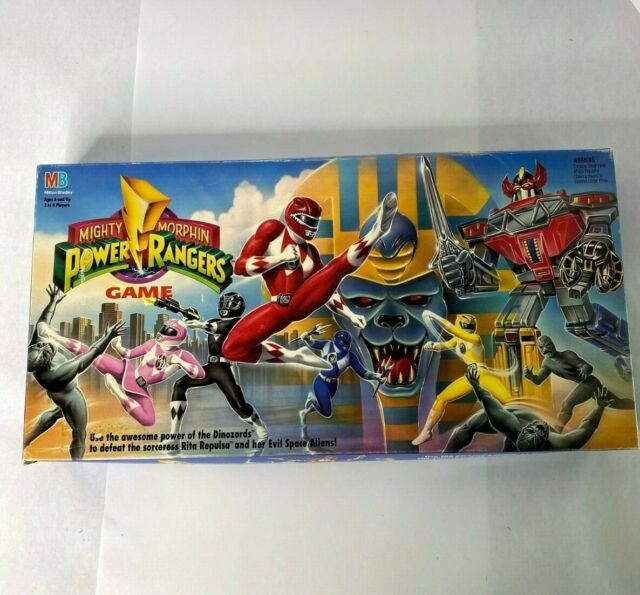 Power Rangers Mighty Morphin Party Napkins Lot of 2 SEALED 90/'s 1995 Saban VTG